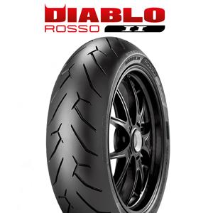 ■2020年製 150 60ZR17 66W ピレリ バイクタイヤ 2020年製 ディアブロ お気にいる DIABLO 2 ROSSO ロッソ 今季も再入荷 新品 II PIRELLI