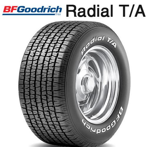 【2019年製】275/60R15 107S【BFグッドリッチ ラジアル T/A ホワイトレター】【BFGOODRICH Radial T/A RWL】【新品】