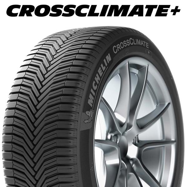 【2018年製】205/55R16 94V XL【ミシュラン クロスクライメート プラス】【MICHELIN Cross Climate +】【新品】