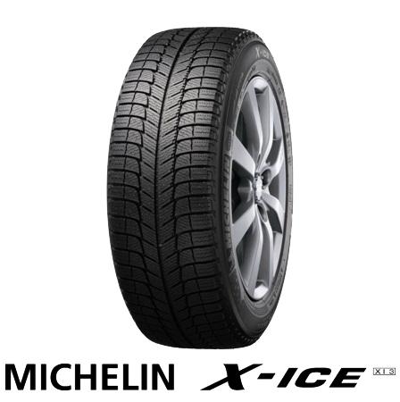 【2018年製】215/45R17 91H XL【ミシュラン エックスアイス XI3】【MICHELIN X-ICE XI3】【新品】