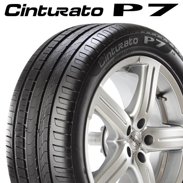 【2017年製】245/40R18 97Y XL AO【ピレリ チンチュラート P7】【PIRELLI Cinturato P7】【AUDI承認】【新品】