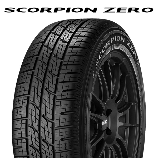 【2019年製】275/55R19 111V MO【ピレリ スコーピオン ゼロ】【PIRELLI SCORPION ZERO】【Mercedes-Benz承認】【新品】