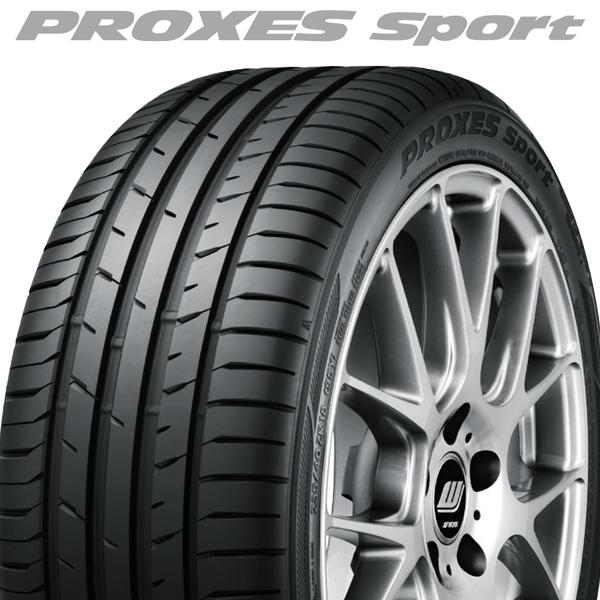 【2018年製】【日本製】225/40R18 92Y XL【トーヨー プロクセス スポーツ】【TOYOTIRE PROXES SPORT】【新品】