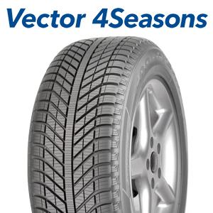 【2019年製】195/65R15 91T【グッドイヤー ベクター フォーシーズンズ】【GOODYEAR Vector 4 Seasons 】【新品】