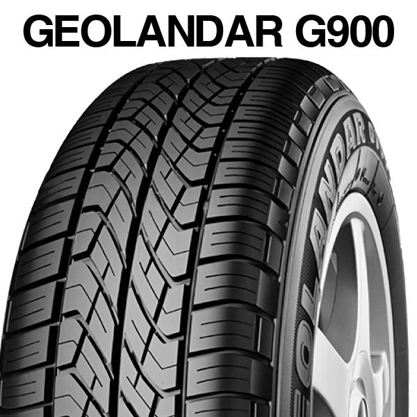 【2017年製】【日本製】215/60R16 95V【ヨコハマ ジオランダー G900】【YOKOHAMA GEOLANDAR G900】【新品】