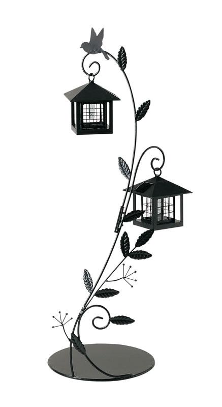 【送料無料】ガーデンライト ソーラーライト フォレスト 2灯タイプ SI-1042-1200