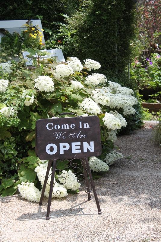 オープン&クローズスタンドブラウン 店舗 OPEN CLOSE 看板 ブラウン おしゃれ アンティーク風