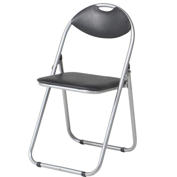 【送料無料】パイプ会議イス6脚セット オフィス家具 ミーティングチェア 会議用 パイプ会議椅子