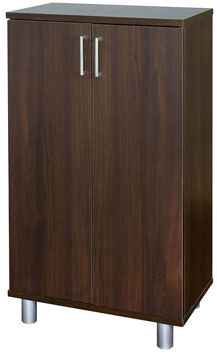 【送料無料】シューズラック 下駄箱 18足収納可能 ブラウン モデレオ MDL-1060 DK