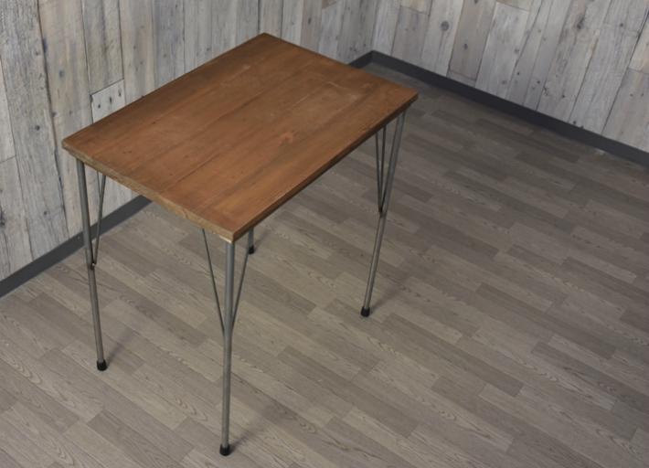【送料無料】テーブル天板とアイアン脚のセット 700x450 アンティーク調 オシャレ カフェ風 ヴィンテージ風テーブル 天板のみ ダイニングテーブル天板 カフェ風テーブル 古木風 天板 カウンターテーブル コンソールテーブル