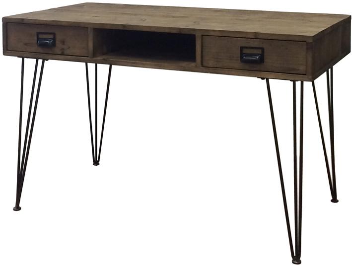 古木 デスク コンソールテーブル コンソールデスク 古材家具・アンティーク風・店舗什器・ブルックリンスタイル 幅120cm