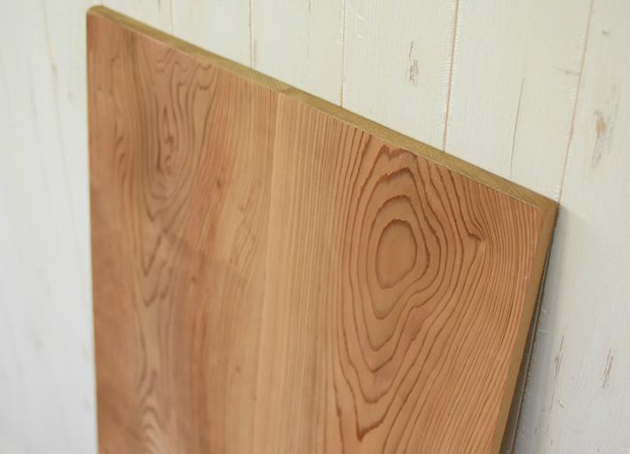 古材 天板 テーブル 天板のみ 幅105 奥行47cm 無塗装 古木 棚板 シェルフボード