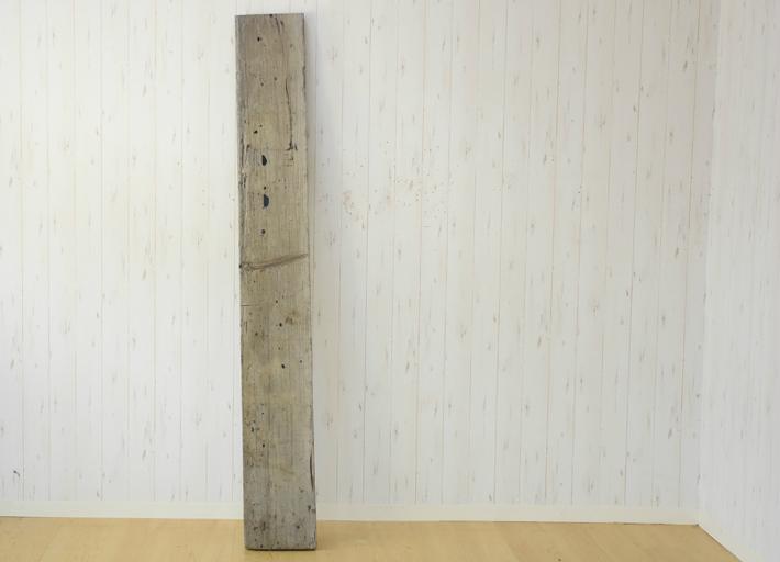 足場板 古材 ヴィンテージ 板 棚板 DIY ウォールシェルフ シェルフボード 幅1800 奥行235 厚み45mm