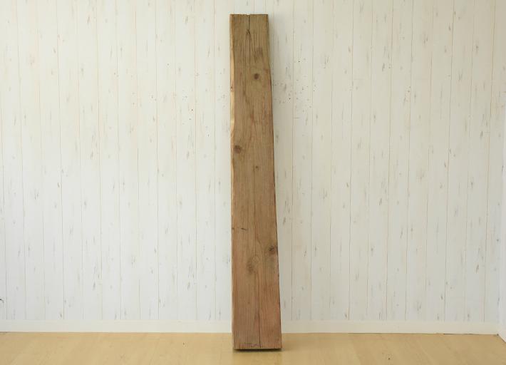 古材 角材 幅150 奥行20 厚み8cm 古木
