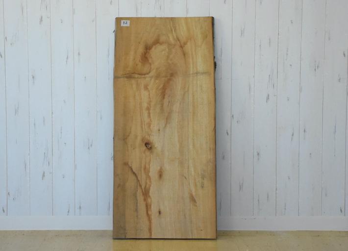 古材 テーブル 天板のみ アンティーク 一枚板 幅90 奥行41 厚22mm 古木 1枚板 B-2
