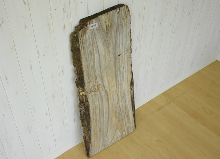 古材 テーブル 天板のみ 一枚板 DIY天板 棚板 G-1 幅90