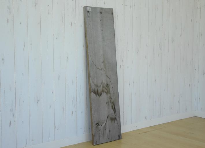 古材 一枚板 テーブル 天板のみ 棚板 ディスプレイ 板 DIY天板 アンティーク板 幅100cm 厚み2cm ヴィンテージ板 足場板 I-01
