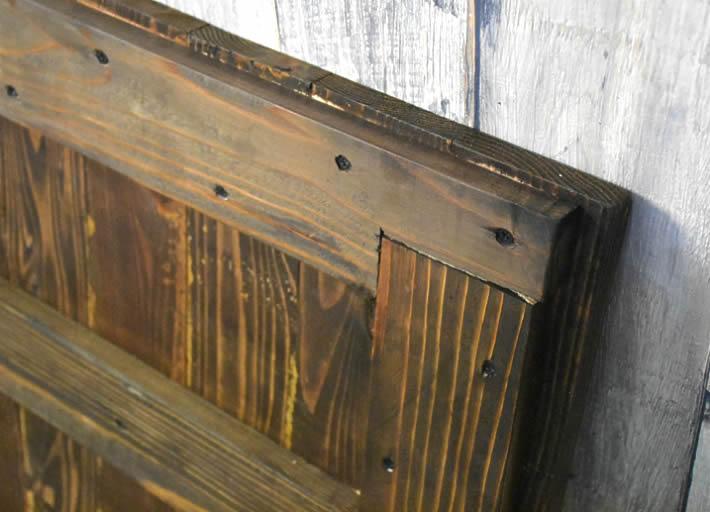 テーブル天板のみ ブラウン1000x540 アンティーク調 オシャレ カフェ風 ヴィンテージ風テーブル 天板のみ ダイニングテーブル天板 カフェ風テーブル 古木風 天板 カウンターテーブル コンソールテーブル
