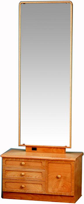 座鏡 MK5857 MK5860 桜 ライト色/ダーク色 鏡台 一面鏡 国産 日本製 ドレッサー 化粧台 メイク台 通販 和室 和風 送料無料 最安値に挑戦
