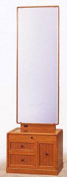 座鏡 一面 YK345 あじろ民芸 鏡台 一面鏡 国産 日本製 ドレッサー 化粧台 メイク台 通販 和室 和風 送料無料 最安値に挑戦