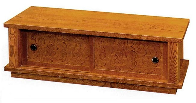 置床 MK5254 国産 日本製 置床 置き床 床の間 花台 飾棚 飾り棚 飾り台 飾台 サイドボード 和風 和室 通販 送料無料 最安値に挑戦