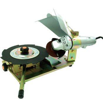 チップソー8枚刃専用研磨機