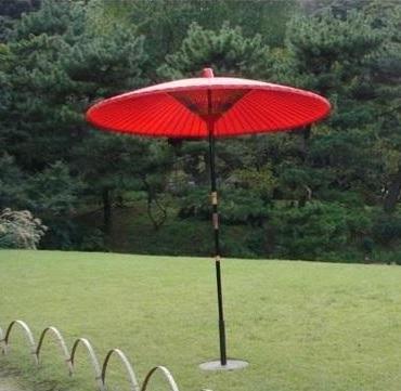 【茶道具・野点傘】野点傘 お茶席用 傘 3尺 送料無料!