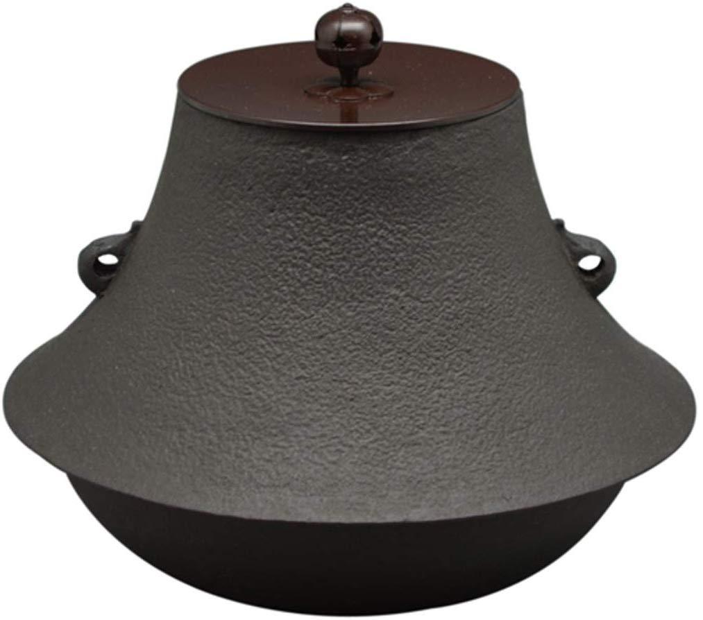 国際ブランド 10%OFF 送料無料 茶道具 富士釜 新品 風炉用 御園棚や末広棚に合う茶釜