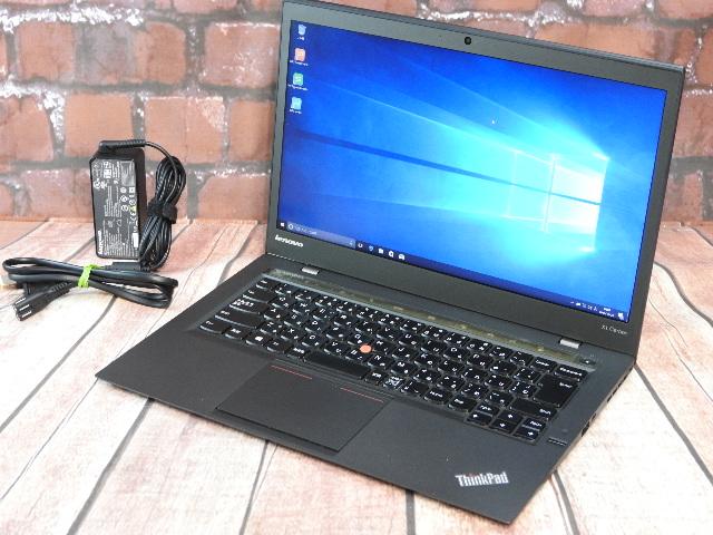 【中古】 Bランク Lenovo X1 Carbon 20A8 第4世代 i7搭載 14インチモバイル