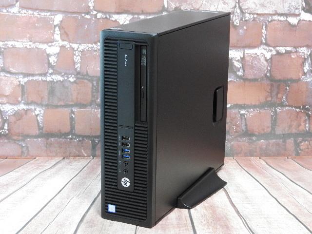 【中古】 Aランク HP ProDesk 600G2 第六世代 i7搭載 東京生産 デスクトップ Windows10