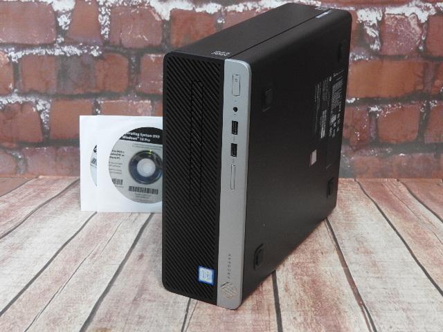 【中古】 Aランク HP ProDesk 400G5 SF 第8世代 i5 搭載 東京生産 デスクトップ Windows10