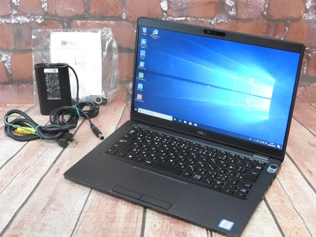 【中古】 Aランク Dell Latitude 5300 第8世代 i5 SSD256G搭載 13.3インチモバイル Windows10
