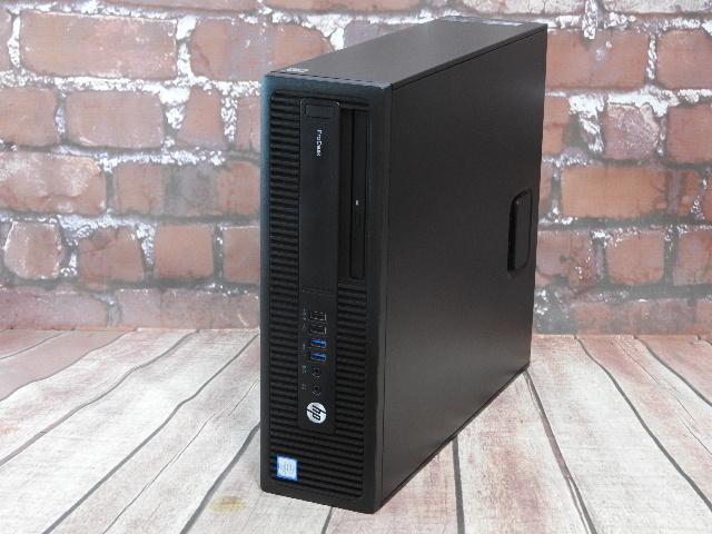 【中古】 Aランク HP ProDesk 600G2 第六世代 i7 SSD256G+HDD1TB 搭載 東京生産 デスクトップ