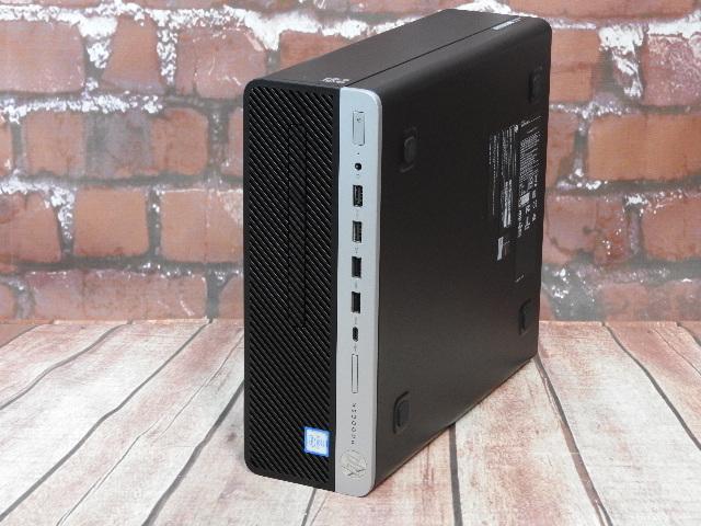 【中古】 Aランク HP ProDesk 600G3 第6世代 i5 SSD512G搭載 東京生産 デスクトップ Windows10