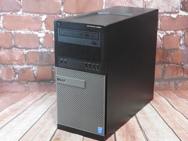 【中古】 Aランク OptiPlex 9020MT 第四世代 i7 4790 SSD512G+1000G 搭載