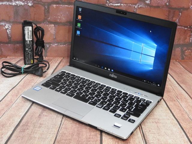 【中古】 Bランク 富士通 LIFEBOOK S936/M 第6世代 Core i5 FHD高解像度モバイル SSD128G メモリ12G