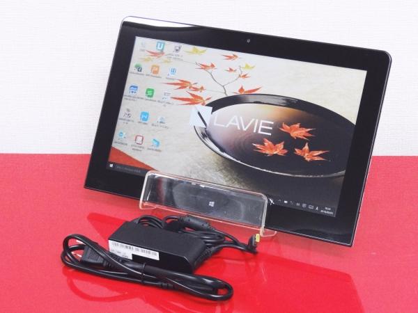 【中古】 Aランク Hybrid Standard HS350/CAS Core m-5Y10c SSD256GB FullHD高解像度液晶 Windows10