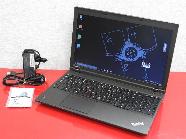 【中古】 ThinkPad Lenovo L540 第四世代 i5 高速SSD+大容量HDD搭載 Windows10