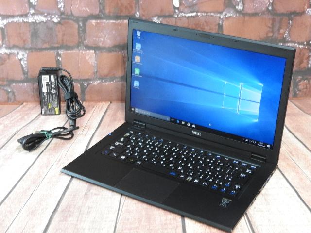 【中古】 Bランク NEC Versa Pro VK22T/G-L 第5世代 i5搭載 高解像度ウルトラモバイル Windows10