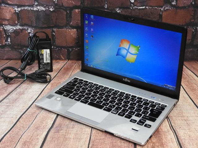 【中古】 Bランク 富士通 LIFEBOOK S935/K 第5世代Core i5 SSD256G搭載 FHD高解像度モバイル