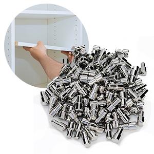 棚ダボ カラーボックス たな 書籍 クローゼット レビューを書いて次回割引クーポンGET 組み立て 本棚 キューブボックス 収納 木製 段 ラック 迅速な対応で商品をお届け致します メール便 ニッケル 木製棚 40P 5×7mm 仕切り 収納ボックス 部品 割引も実施中