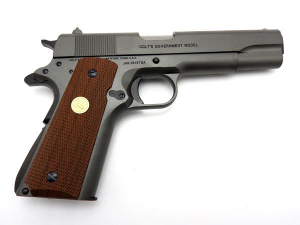 あす楽対応/タニオコバ GM-7.5 SERIES70 シリーズ70 ガバメント発火モデルガン