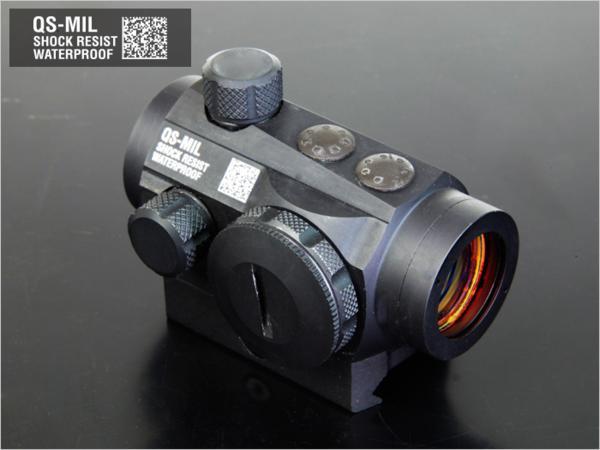 ライラクス・クインテスセンス/ライラクス・ダットサイトEVIL KILLER07・実銃対応 イビルキラー<レターパックでの発送です>