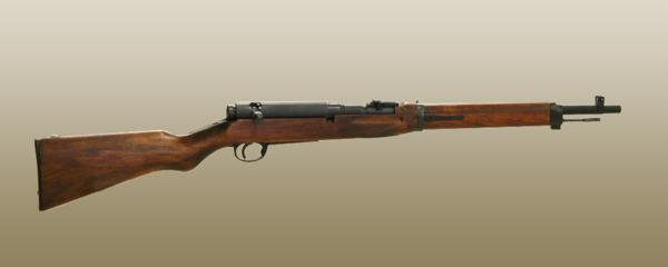 あす楽対応/KTW・三八式騎兵銃