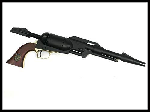 あす楽対応/HWSハートフォード ディスプレイ モデルガン本体 戦士の銃 コスモドラグーン シリアルNo1 キャプテンハーロック 松本零士公認