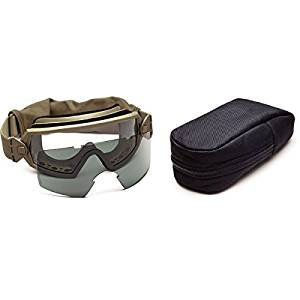 Smith Optics Elite Outside The Wire Field Kit Goggles Tan ~ Clear<レターパックでの発送です>