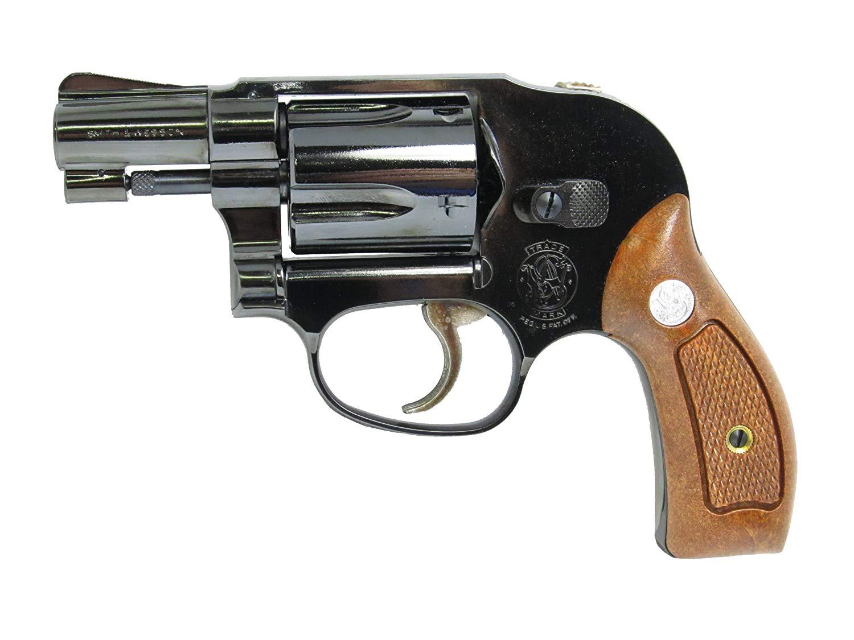 タナカ S&W M49ボディーガード・スチールジュピターフィニッシュ モデルガン<レターパックでの発送です>