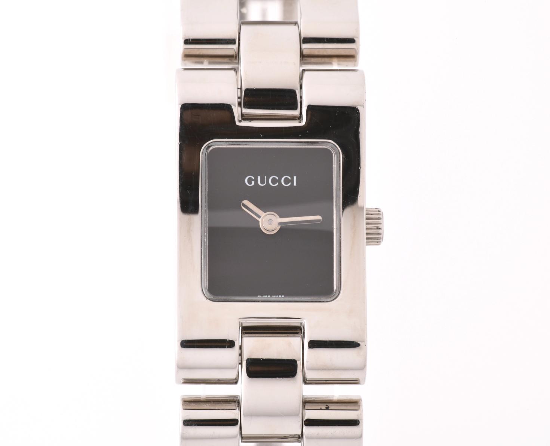 GUCCI グッチ 婦人用腕時計 GQ2305L SS クォーツ 【中古】