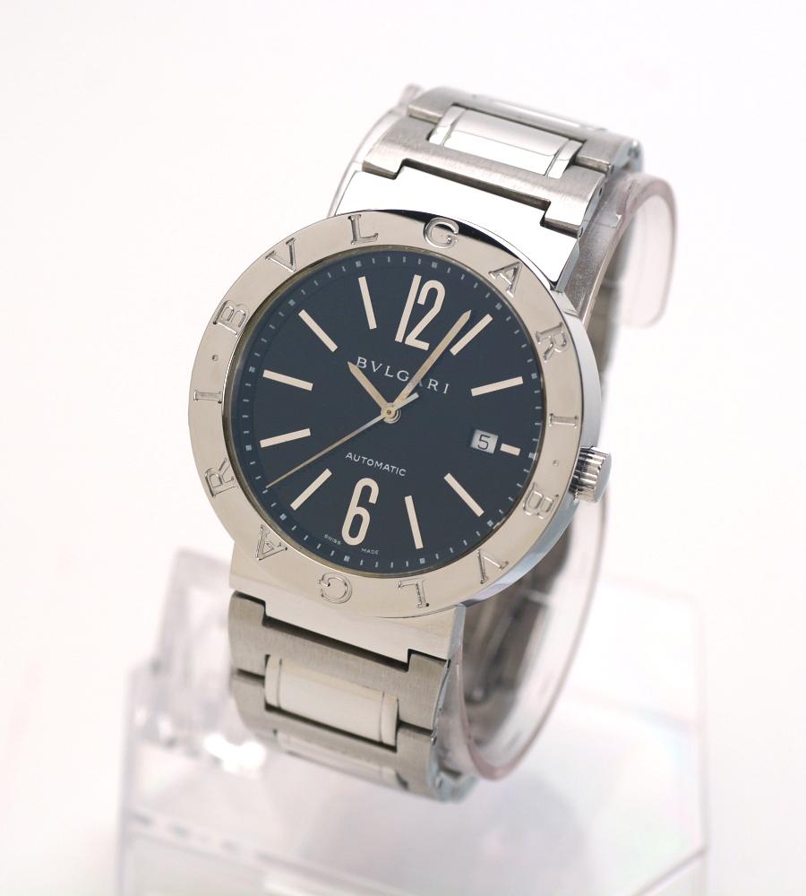 ブルガリ 紳士用腕時計 ブルガリ ブルガリ  オートマチック BB42SS AUTO 【中古】