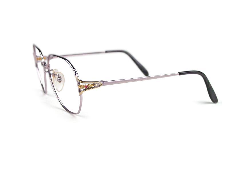 シェルマン 1部18金・眼鏡フレーム セリューレ 2119 【中古】
